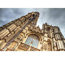 Notre Dame Cathedral - Antwerpen Photographic Print