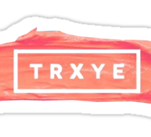 TRXYE Sticker