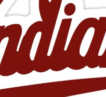 Indiana Hoosiers Logo  for Light Colors Sticker