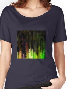 Neon painted goods Women's Relaxed Fit T-Shirt