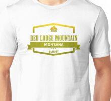Red Lodge Mountain Ski Resort Montana Unisex T-Shirt