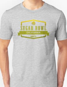 Sugar Bowl Ski Resort California T-Shirt