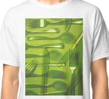Eating green... Classic T-Shirt