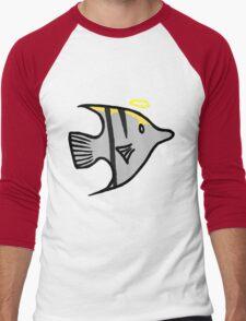 Angelfish Men's Baseball ¾ T-Shirt