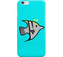 Angelfish iPhone Case/Skin