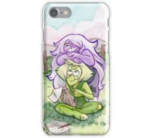 Steven Universe - Amethyst and Peridot iPhone Case/Skin