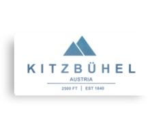Kitzbuhel Ski Resort Austria Canvas Print