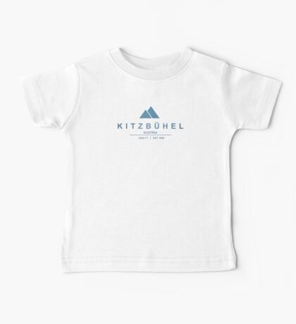 Kitzbuhel Ski Resort Austria Baby Tee