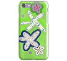 Starfish lime - iPhone iPhone Case/Skin