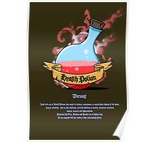 Health Potion Poster