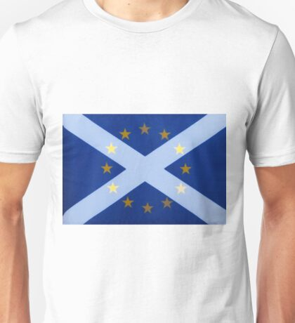 Scotland's Desire To Remain Unisex T-Shirt