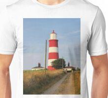 Happisburgh Lighthouse Norfolk  Unisex T-Shirt