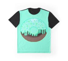 Chemical reaction doughnut  Graphic T-Shirt
