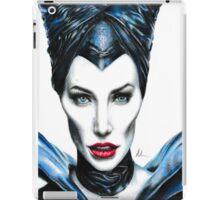 Maleficent - Angelina Jolie #2 iPad Case/Skin