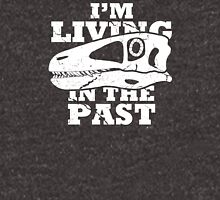 Living in the Past with Deinonychus Unisex T-Shirt