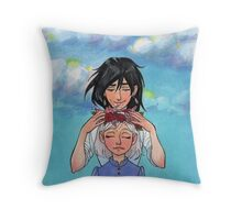 Sophie and Howl: Sophie's Coronation Throw Pillow