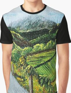 Oko's VaLLey........... Graphic T-Shirt