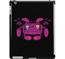 Space Zimvader iPad Case/Skin