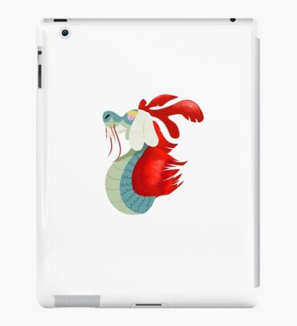 Elder dragon drampa iPad Case/Skin