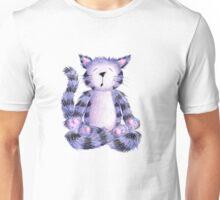 Yogi Cat Unisex T-Shirt
