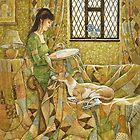 Comfort in Quilting by David Wyatt