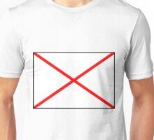 Letter V Flag Unisex T-Shirt