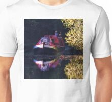 Anyone for coal on the oxford canal Unisex T-Shirt