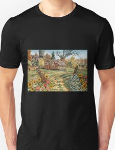 Beyond The Garden Gate Unisex T-Shirt