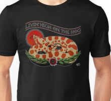 Livin' High on the Hog Unisex T-Shirt