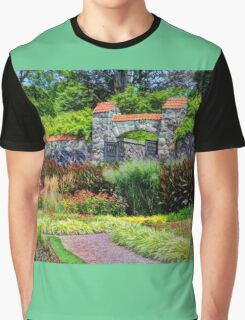 Biltmore Gardens  Graphic T-Shirt