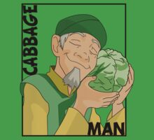 Cabbage Man; The Avatar Series by Brittany  Collins