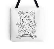 Mr. Toad Shield Tote Bag