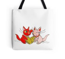 Sweethearts' Fortune Tote Bag