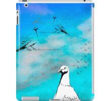 dove, peace, iPad Case/Skin