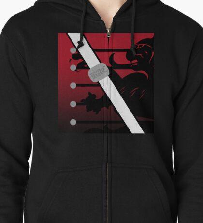 Boston Crusaders 2016 Zipped Hoodie