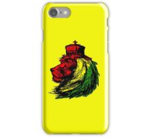 Lion Of Zion iPhone Case/Skin