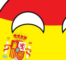 Spanish Ball (Espanol) Sticker