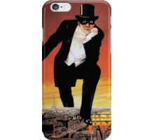 Fantomas iPhone Case/Skin