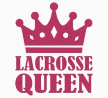 Lacrosse queen champion One Piece - Short Sleeve