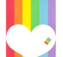 Pastel Pride by blueassky