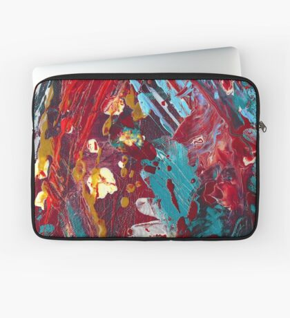 Comic Book Hero Laptop Sleeve