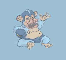 Mega Monkey - a Mega Man Adaptation Unisex T-Shirt
