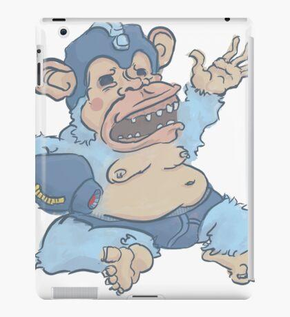 Mega Monkey - a Mega Man Adaptation iPad Case/Skin