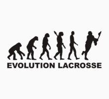 Evolution Lacrosse Baby Tee