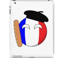 French Ball iPad Case/Skin