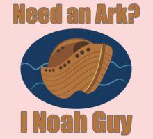 Need an Ark? I Noah Guy Baby Tee