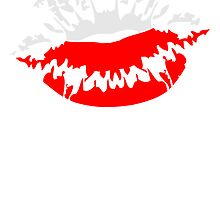 Poland Flag Fan mouth by Style-O-Mat