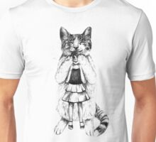 Big cat Unisex T-Shirt