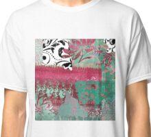 Serendipity Batik Tribal Textile Classic T-Shirt