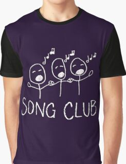 Song Club Graphic T-Shirt